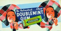 doublemint gum ad